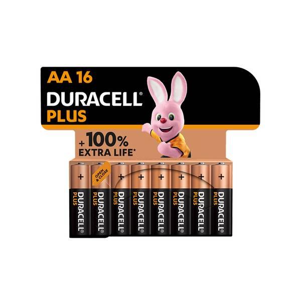 Bilde av AA Batterier 16pk