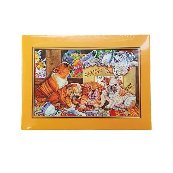 Bilde av Puzzlespill 500 brikker (5012)